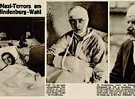 Bericht der Illustrierten Republikanischen Zeitung 1932.