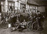 Reichsbanner-Jugendliche auf Fahrt Foto: Arbeitskreis Andere Geschichte