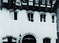 SA und Anwohner in der Reichsstraße. Foto: Arbeitskreis Andere Geschichte, private Fotografie.