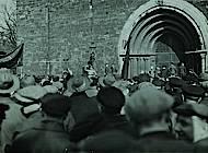 Kundgebung mit dem KPD-Landtagsabgeordneten Paul Gmeiner Frühjahr 1929. Foto: Bundesarchiv Berlin (SAPMO)